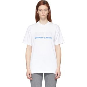 Sporty & rich t shirt